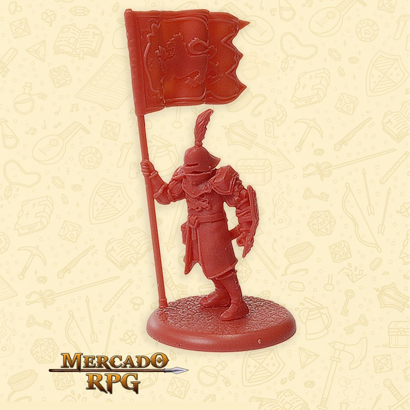 Lannister Guardsmen B - Miniatura RPG
