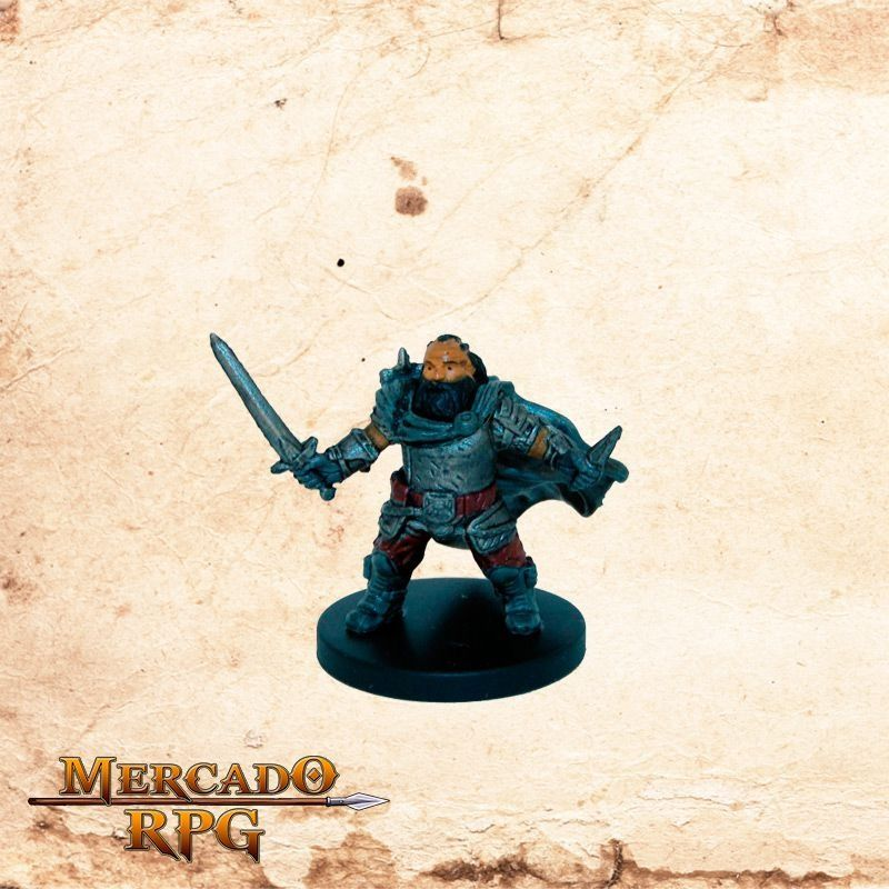 Larethar Gulgrin  - Mercado RPG