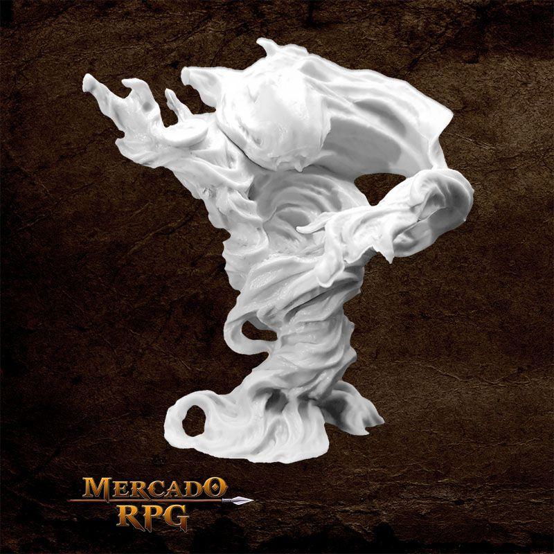 Large Air Elemental - Miniatura RPG  - Mercado RPG