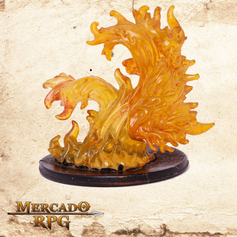 Large Fire Elemental  - Mercado RPG