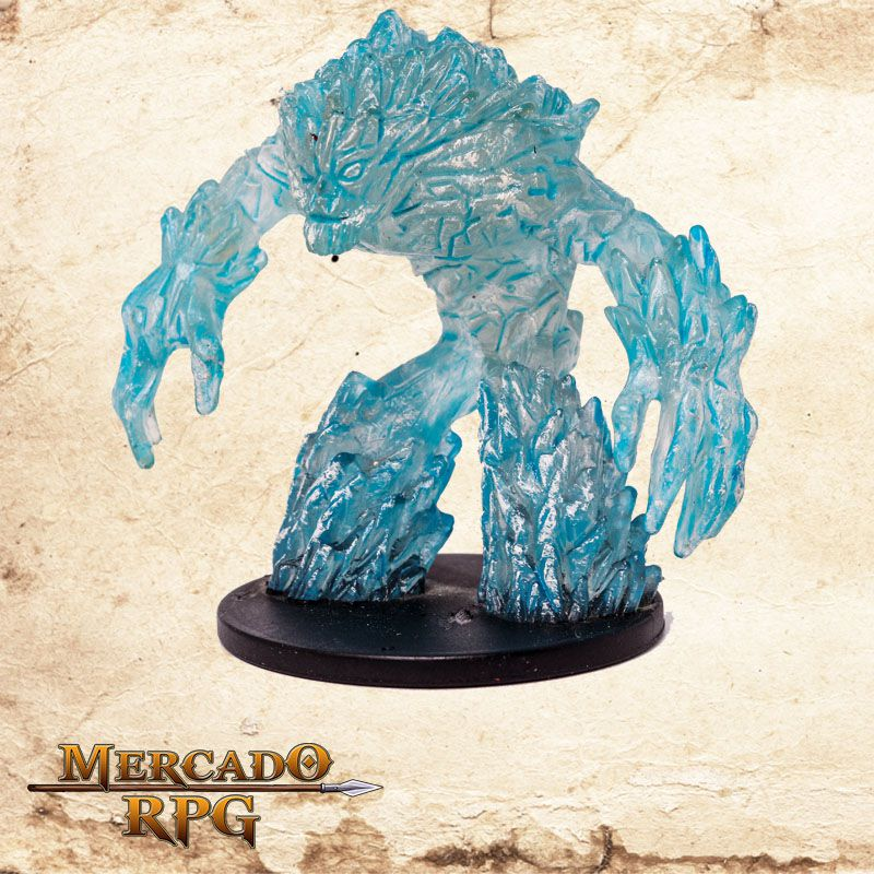 Large Ice Elemental  - Mercado RPG