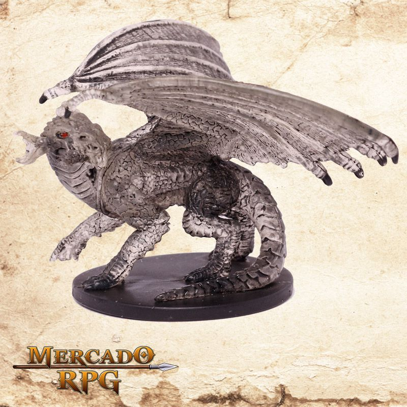 Large Shadow Dragon  - Mercado RPG