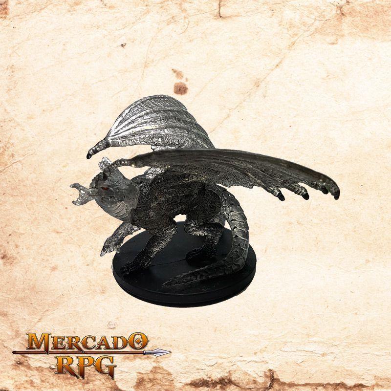 Large Shadow Dragon - Sem carta  - Mercado RPG