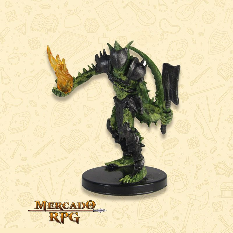Legion Barbed Devil B - Miniatura RPG  - Mercado RPG