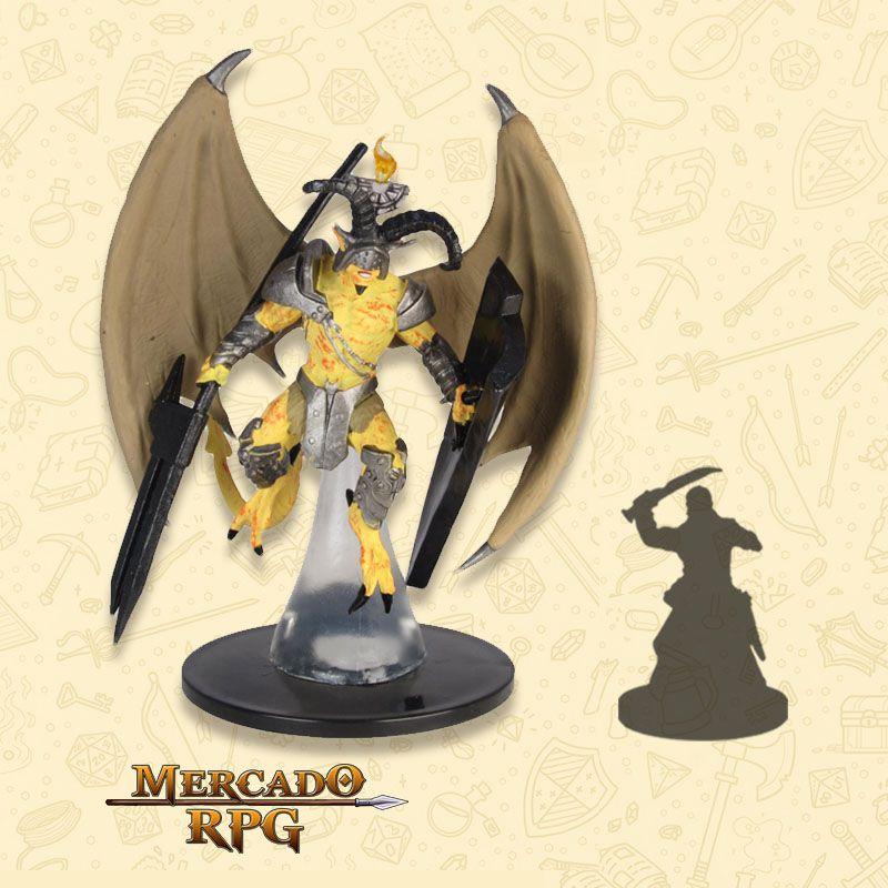 Legion Horned Devil - Miniatura RPG  - Mercado RPG
