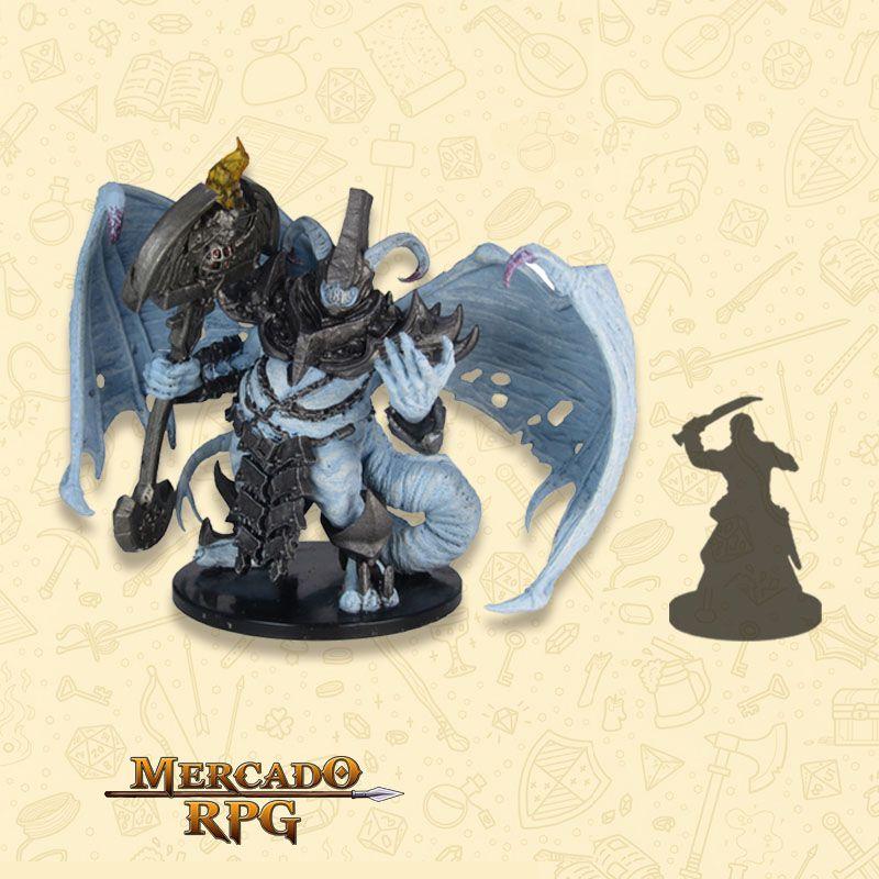 Legion Pit Fiend - Miniatura RPG  - Mercado RPG