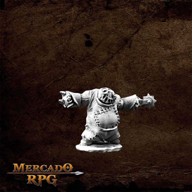 Lesser Stitch Golem A  - Mercado RPG