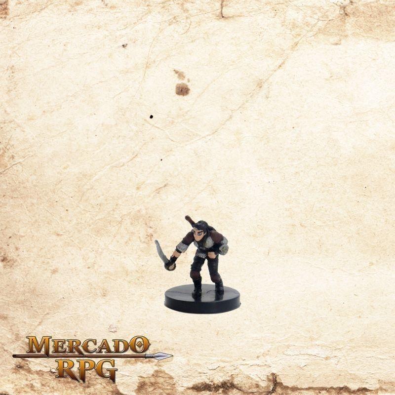 Lidda Adventurer - Com carta  - Mercado RPG