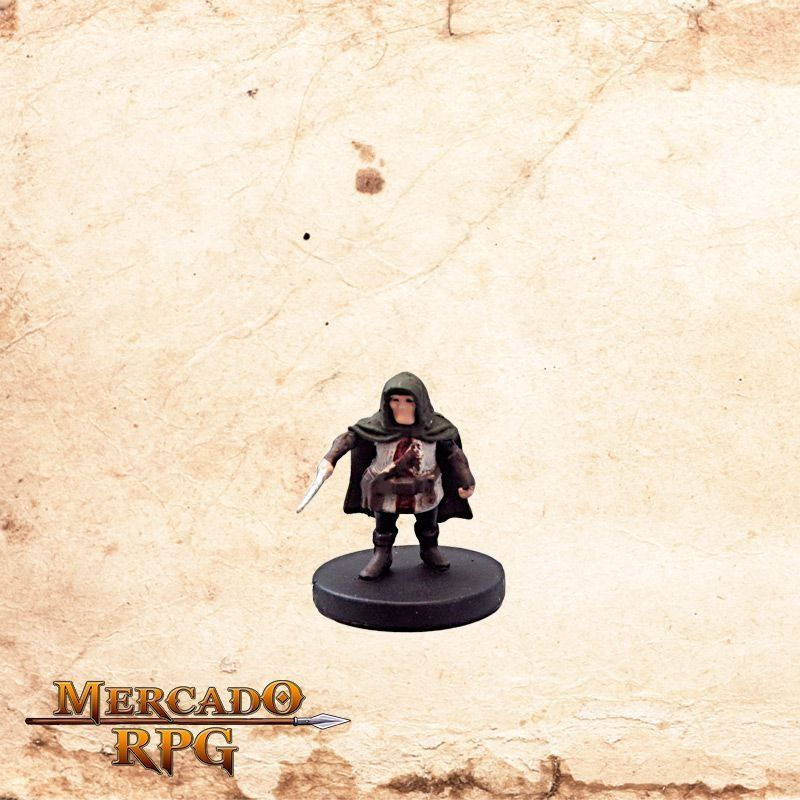 Lightfoot Halfling Rogue  - Mercado RPG