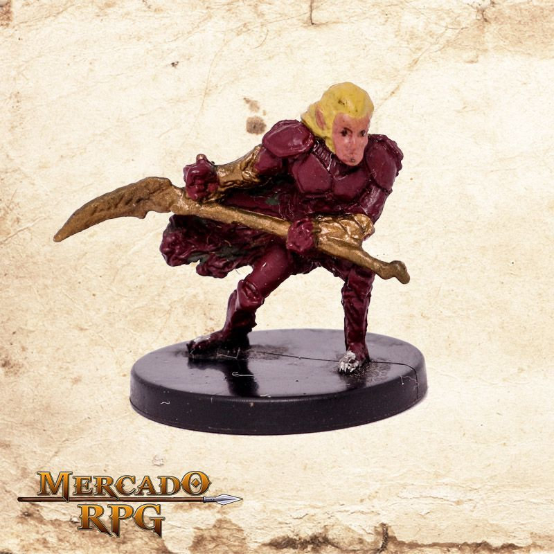 Lion of Talishid - Miniatura RPG  - Mercado RPG