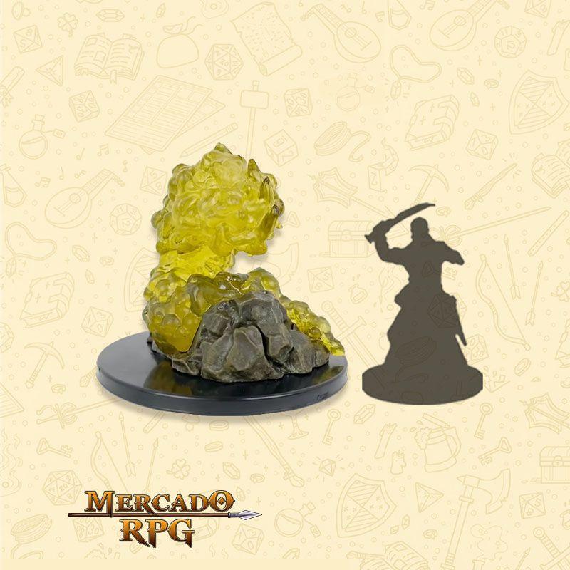 Living Spell Cloudkill - Miniatura RPG  - Mercado RPG