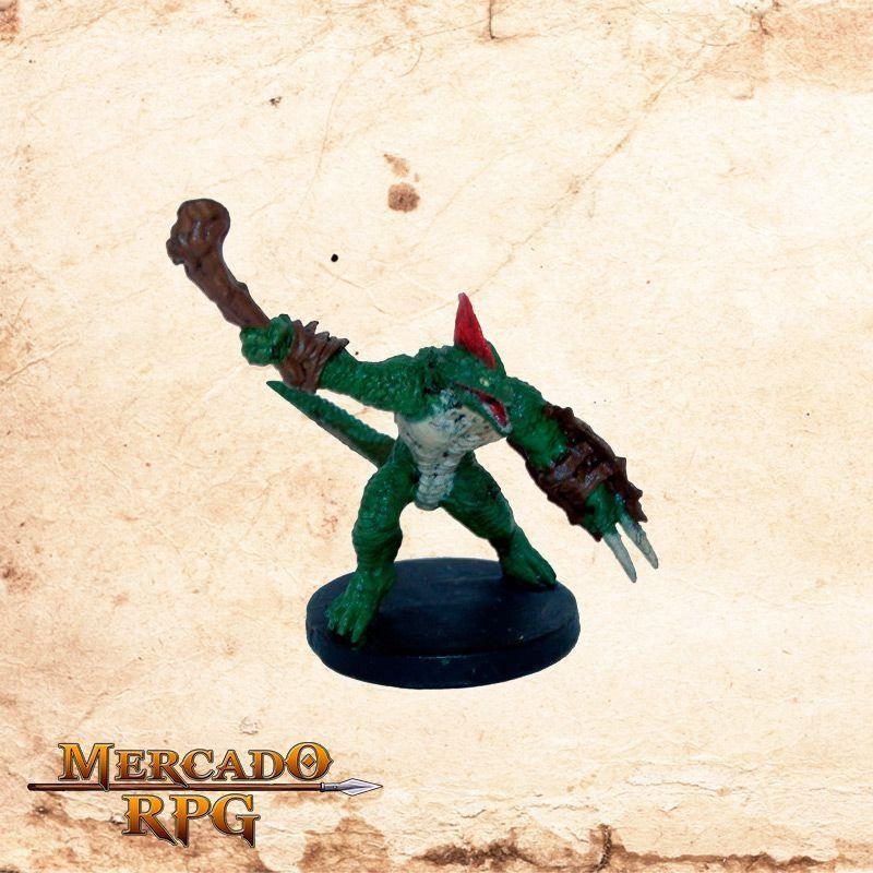 Lizardfolk Fighter  - Mercado RPG