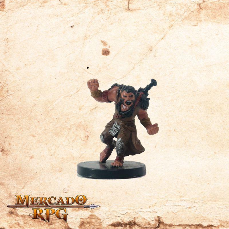 Longtooth Barbarian - Sem carta  - Mercado RPG