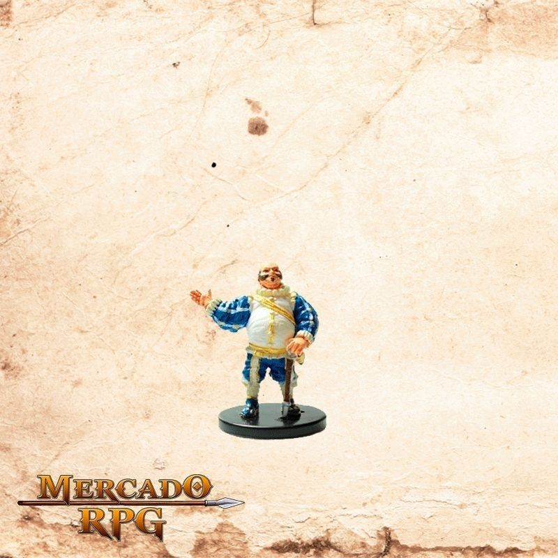 Lord Mayor Grobaras  - Mercado RPG