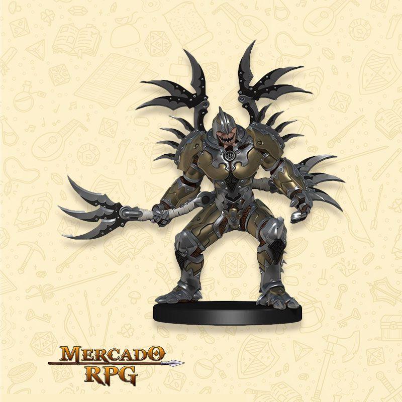Lord Of Blades - Miniatura RPG