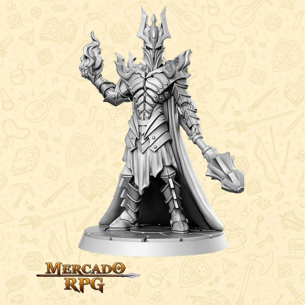 Lord of Shadows - Miniatura - RPG