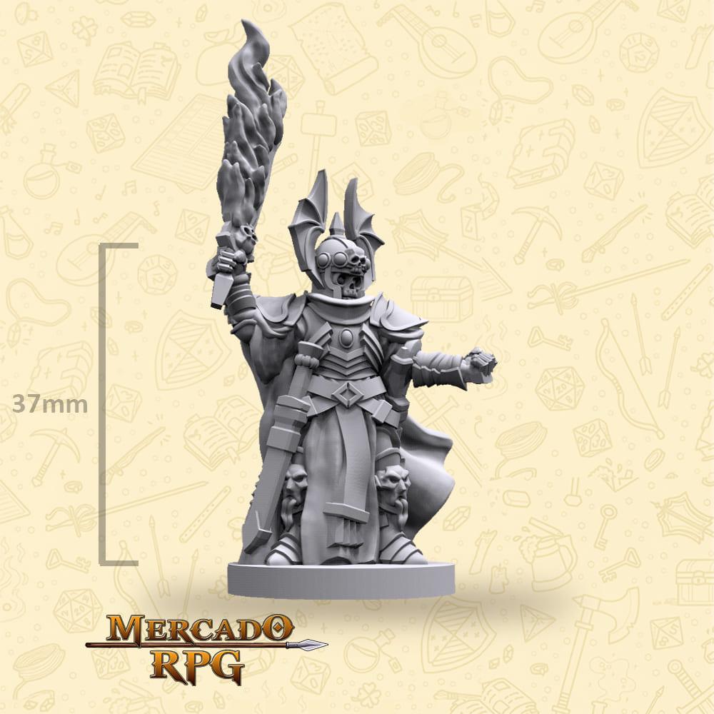 Lord of the Dark - Miniatura - RPG