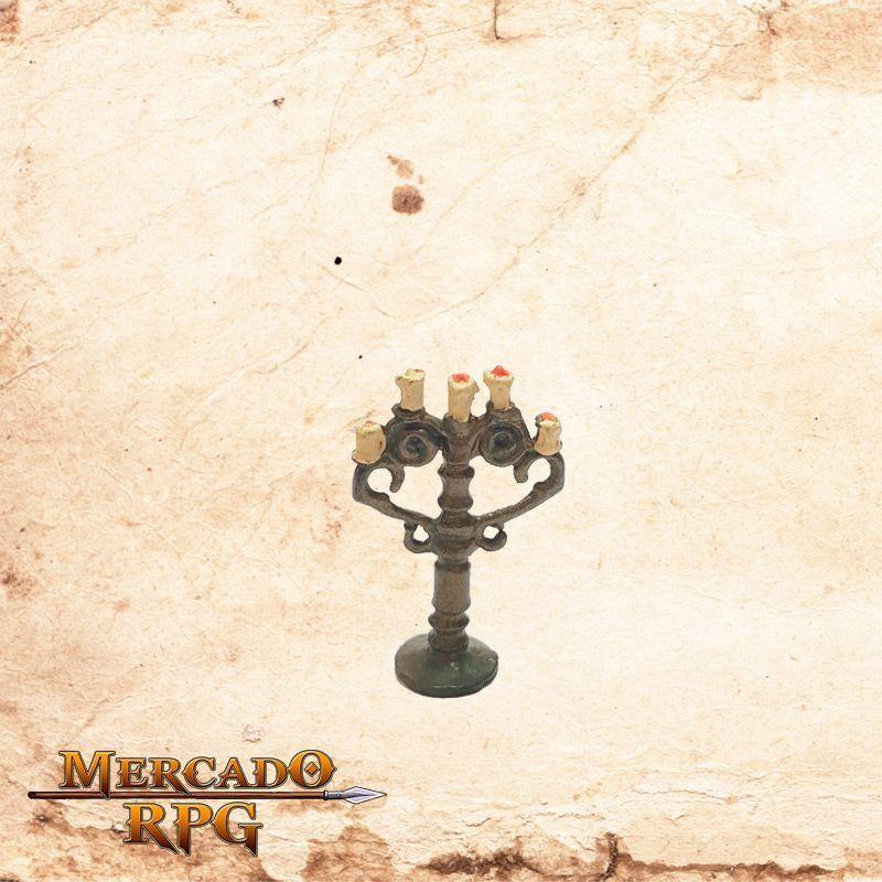 Luminária B  - Mercado RPG
