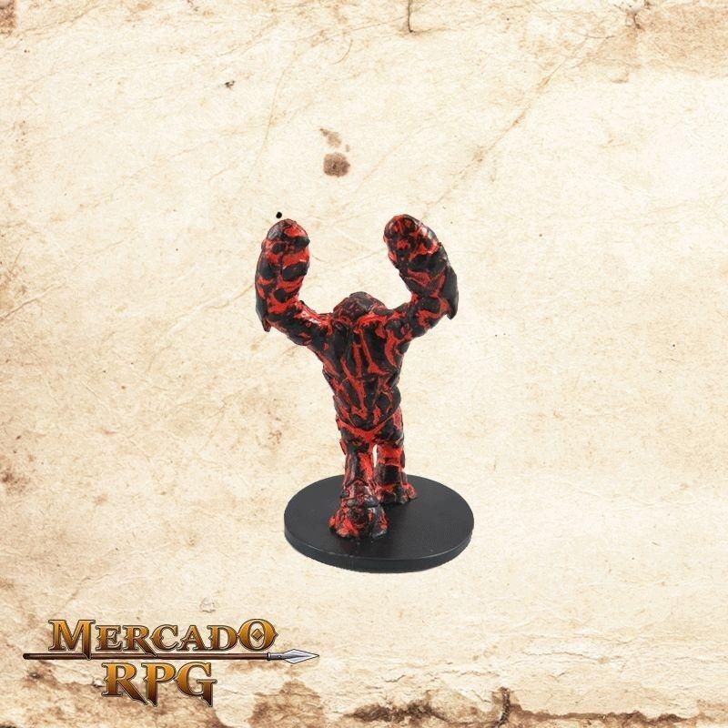 Magma Brute - Com carta  - Mercado RPG