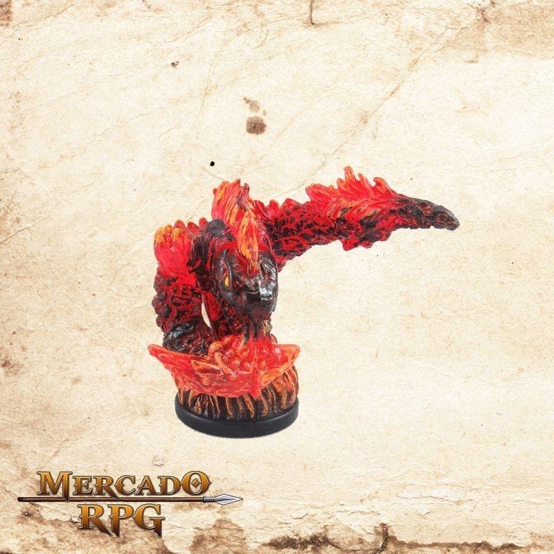 Magma Hurler - Com carta  - Mercado RPG