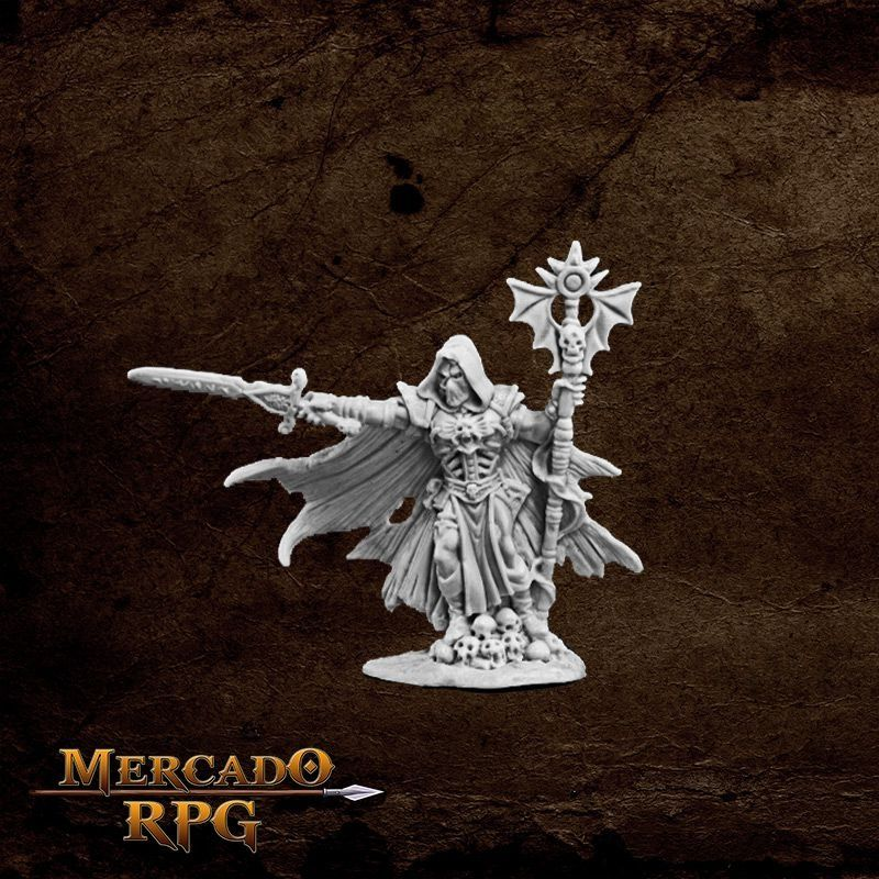 Malek Necromancer  - Mercado RPG
