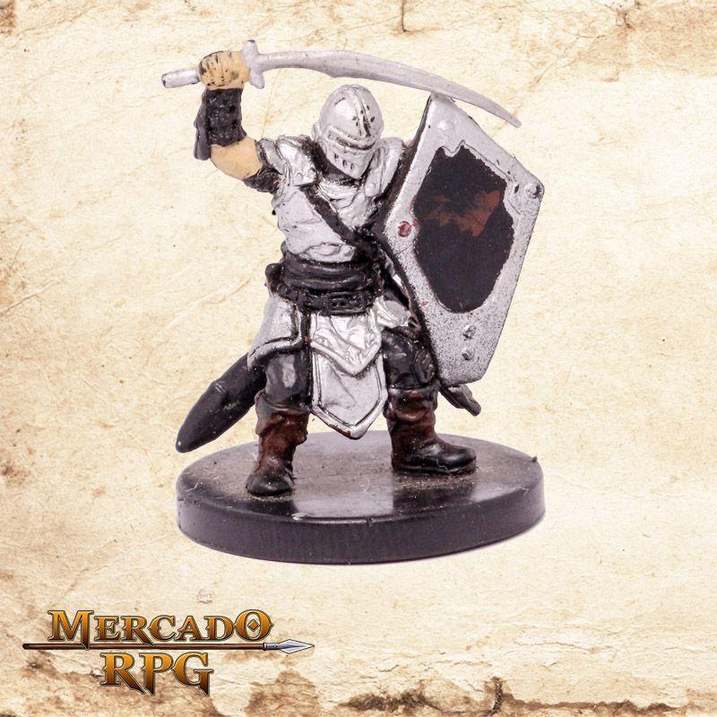 Man-at-Arms  - Mercado RPG