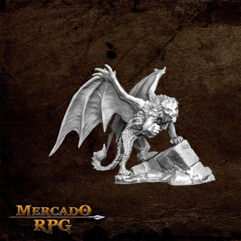 Manticore  - Mercado RPG