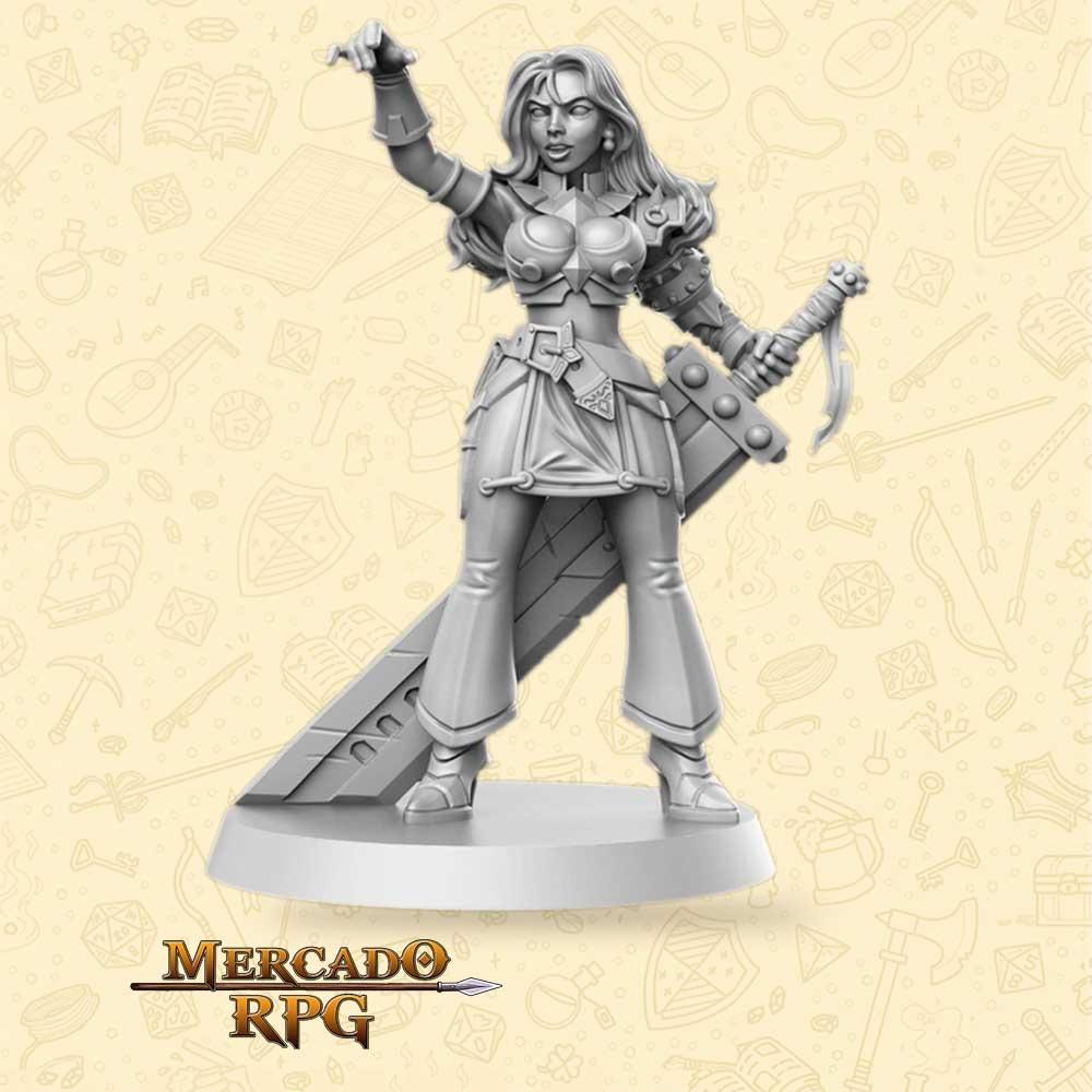 Margie - Miniatura - RPG