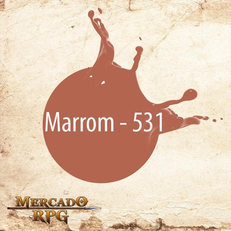 Marrom - 531 - RPG