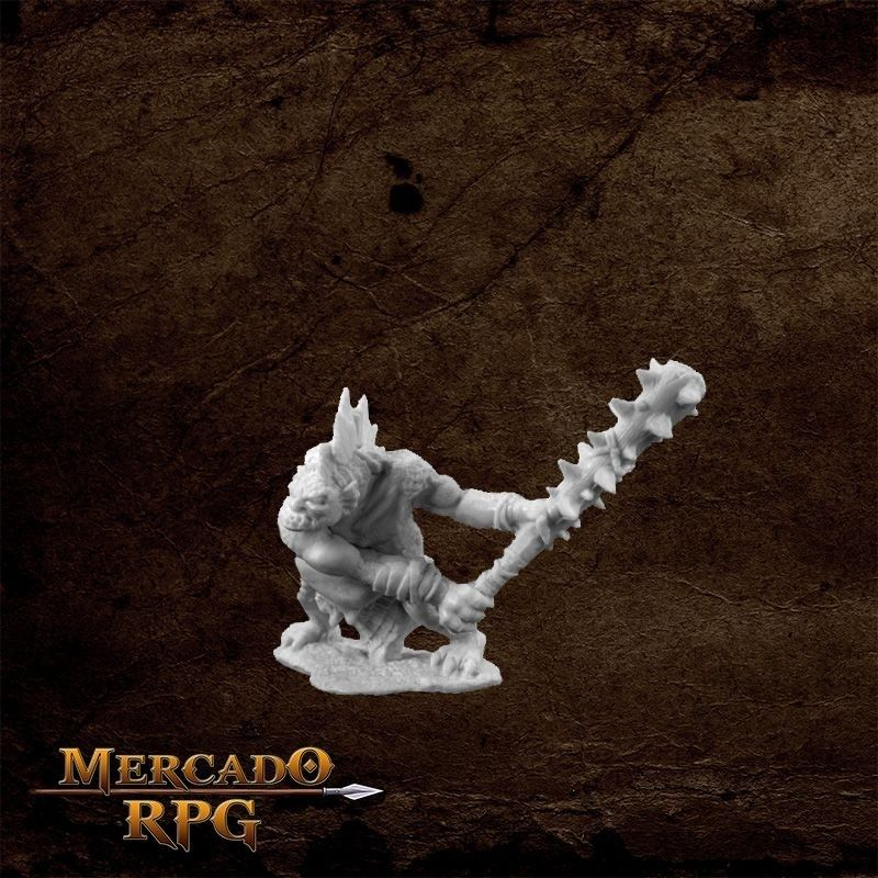 Marsh Troll - Miniatura RPG