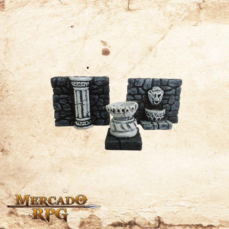 Masmorra B (Modular)  - Mercado RPG