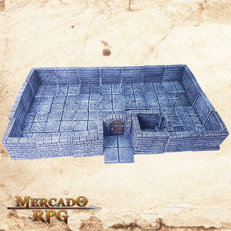 Masmorra C (Modular)  - Mercado RPG