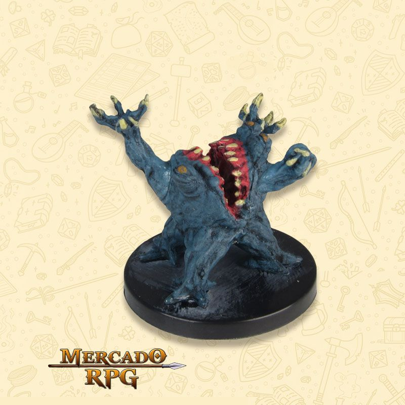 Maw Demon - Miniatura RPG