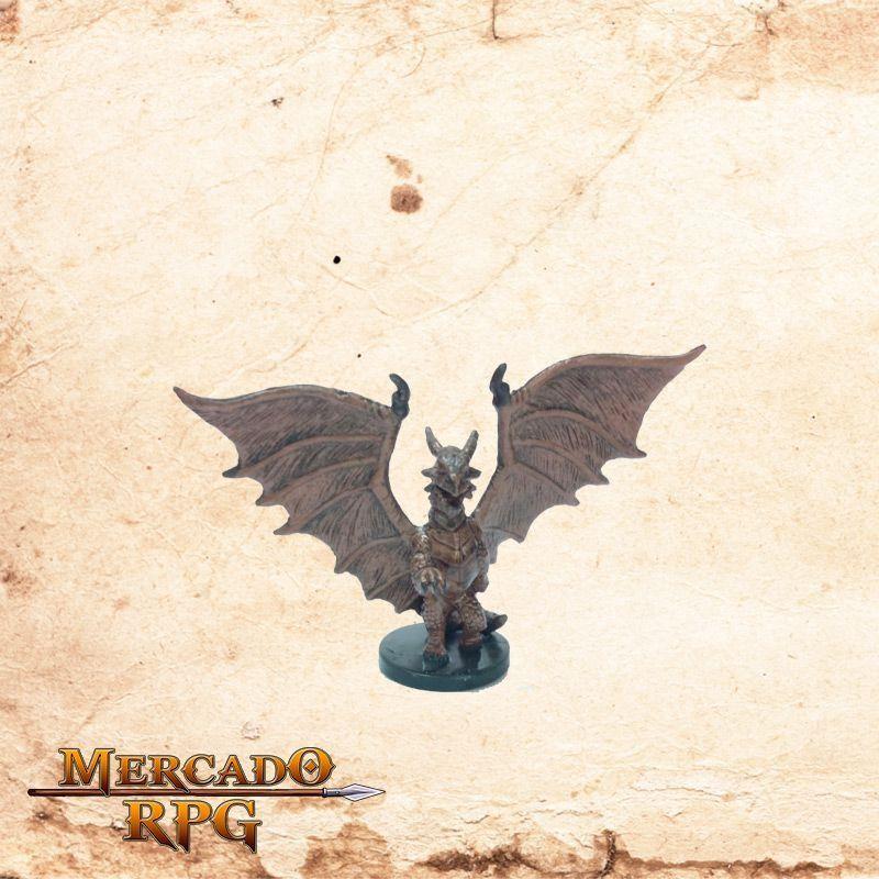 Medium Copper Dragon  - Mercado RPG