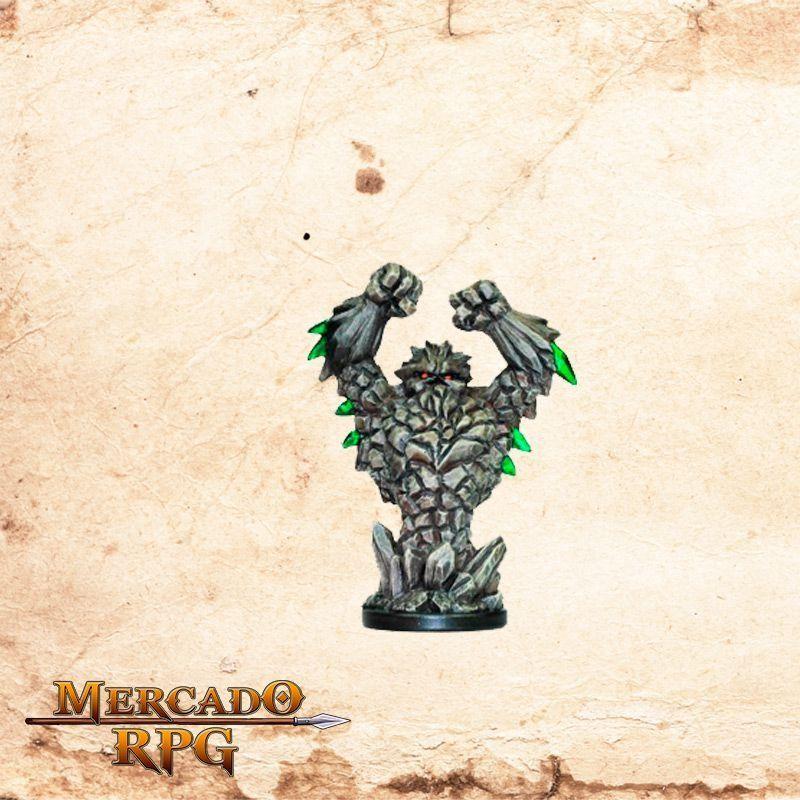 Medium Earth Elemental  - Mercado RPG