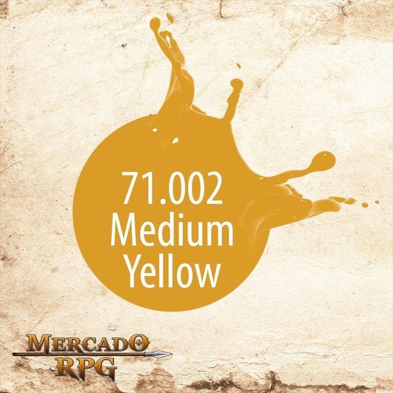 Medium Yellow 71.002  - Mercado RPG