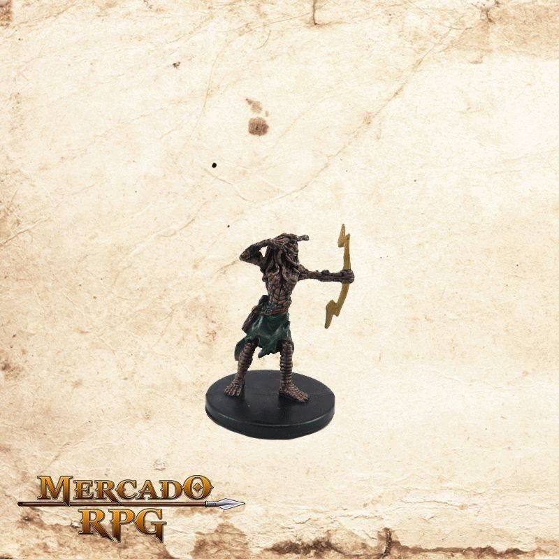 Medusa Archer - Com carta  - Mercado RPG