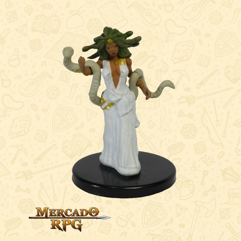 Medusa - Miniatura D&D - RPG