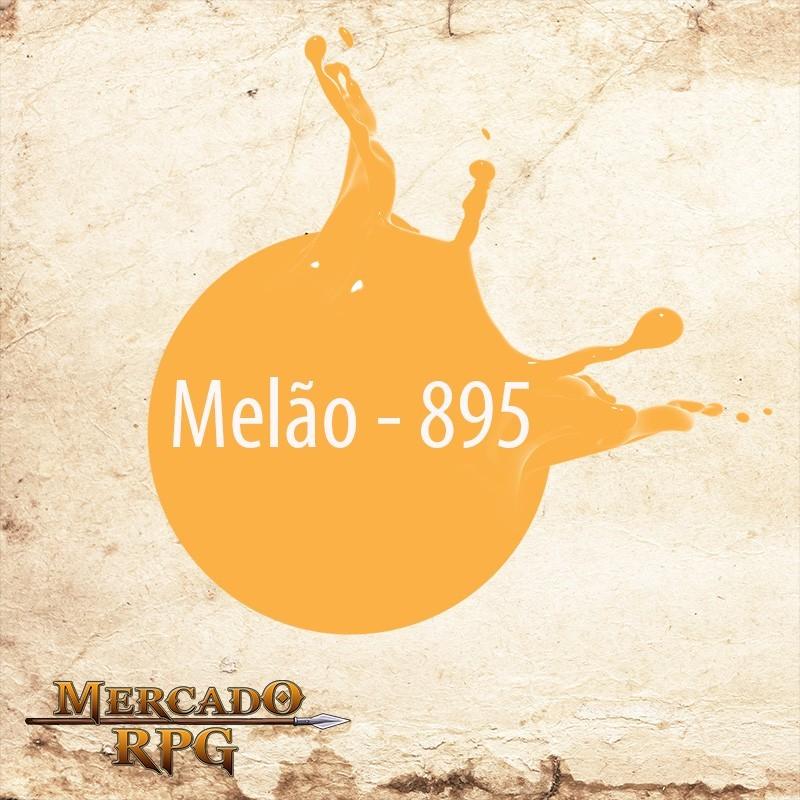 Melão 895 - Tinta Acrílica Fosca Nature Colors 60ml - Acrilex - RPG