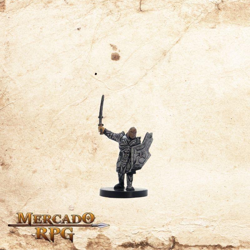 Mercenary Sergeant - Com carta  - Mercado RPG