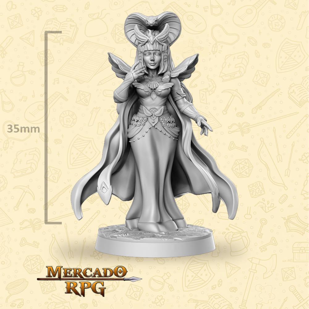 Meritamun - Miniatura - RPG