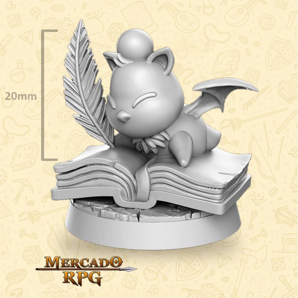 Mifah Batomon Scribe - Miniatura - RPG