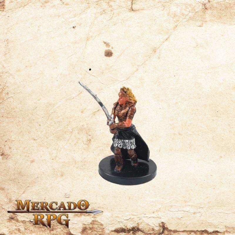 Mighty Blademaster - Sem carta  - Mercado RPG