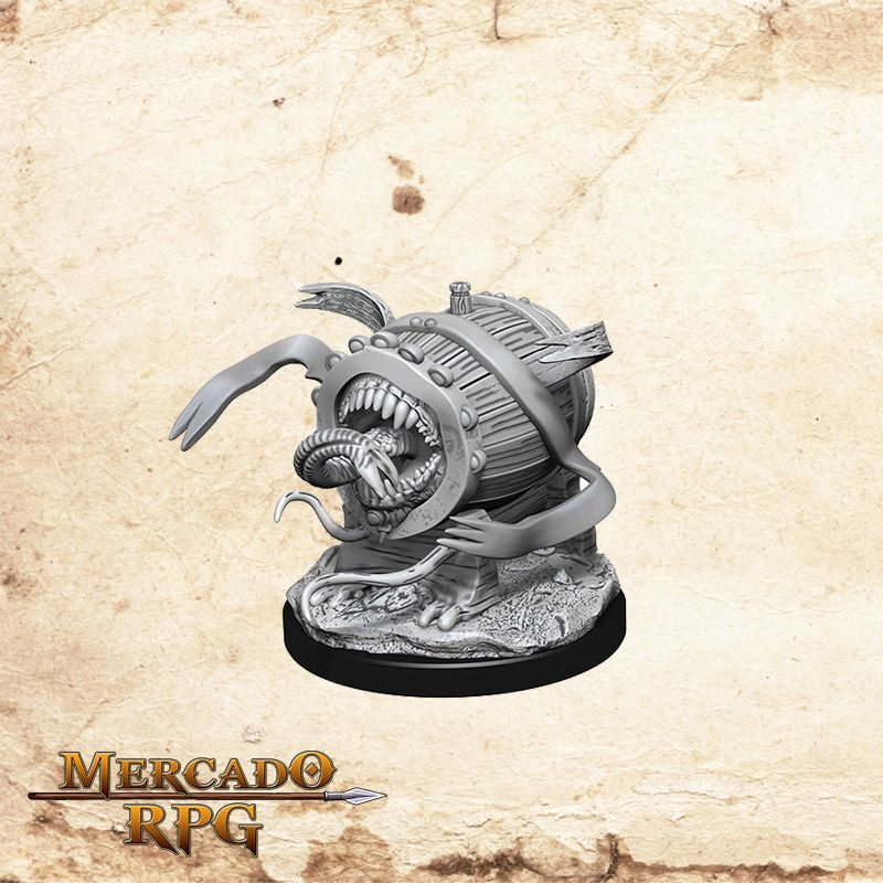 Mimic A  - Mercado RPG