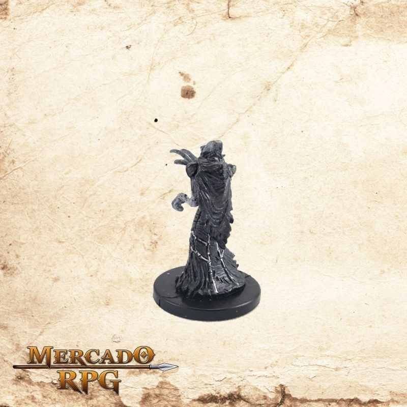Mind Flayer Lich - Com carta  - Mercado RPG