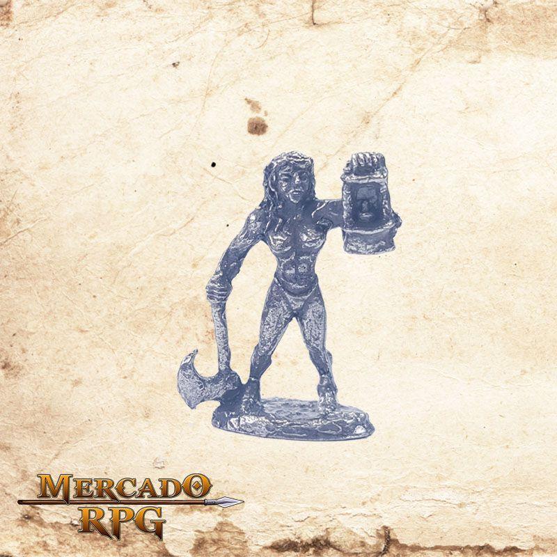 Miniatura Fantástica 17 - Miniatura RPG