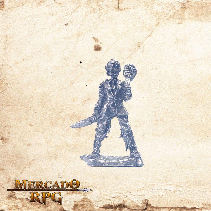Miniatura Fantástica 4 - Miniatura RPG