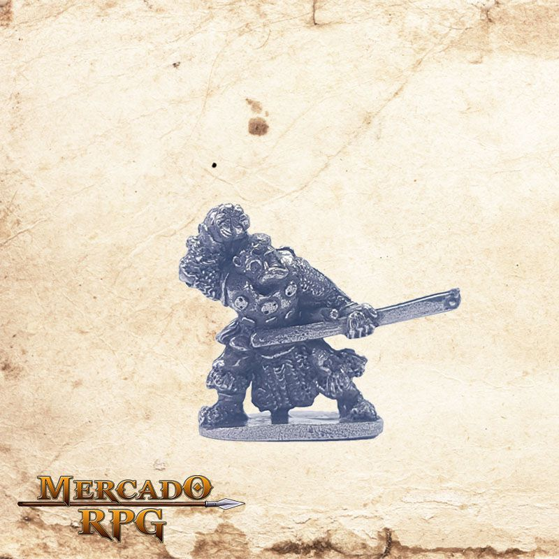Miniatura Fantástica 57 - Miniatura RPG