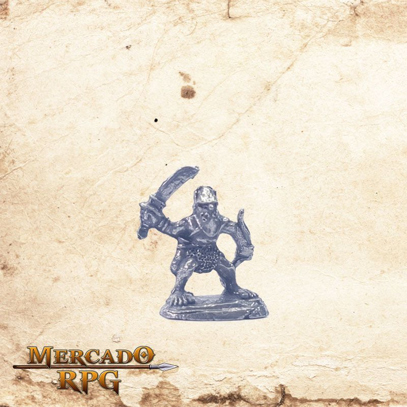 Miniatura Fantástica 69 - Miniatura RPG  - Mercado RPG