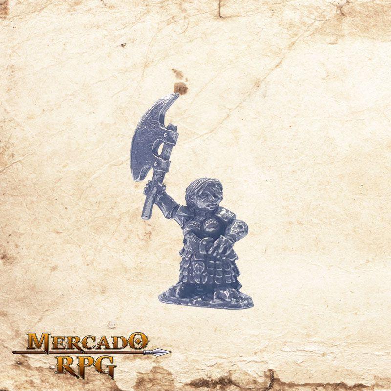 Miniatura Fantástica 87 - Miniatura RPG  - Mercado RPG